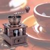 Retoro style coffee grinder