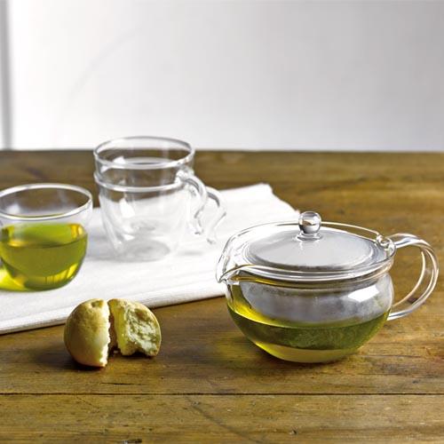 """Hario Tea Pot """"Cya Cya Kyu-su Maru"""" 300 ml"""