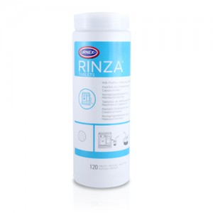 URNEX Rinza Clean Milk Frother Tablets