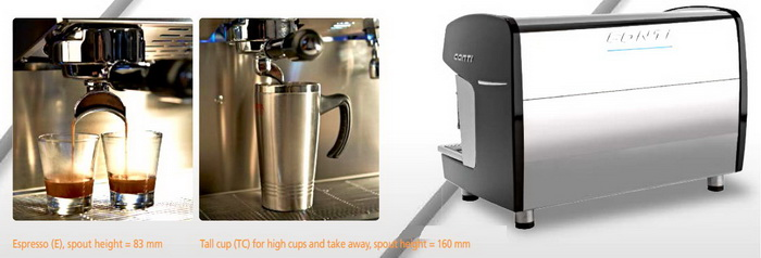 X-One TCi Espresso & Tall Cup_resize