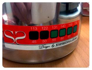 Attento Milk Termometer